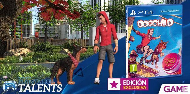 The edition physics Dogchild for the PlayStation 4 will be sold in exclusive in-GAME