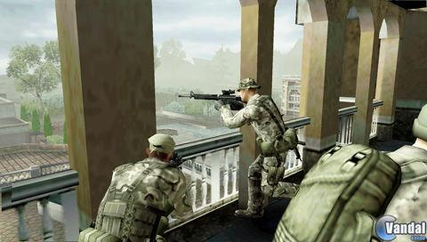 Socom: Fireteam Bravo 3