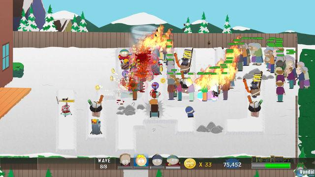 South Park Let's Go Tower Defense Play! XBLA