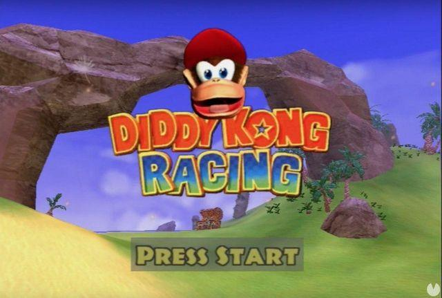 Emerge details of the sequel canceled Diddy Kong Racing for the GameCube