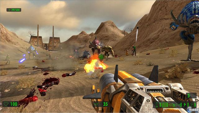 Serious Sam HD XBLA