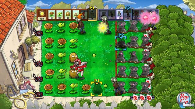 Plants vs Zombies XBLA