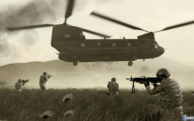 ARMA II Operation Arrowhead