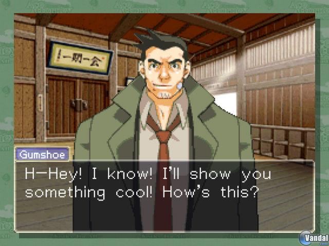 Phoenix Wright: Ace Attorney Justice for All WiiW
