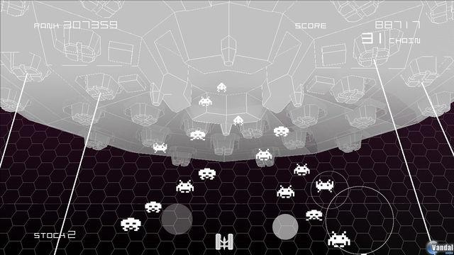 Space Invaders Infinity Gene PSN