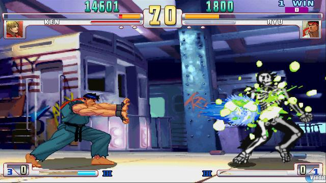 Street Fighter III: 3rd Strike Online Edition PSN