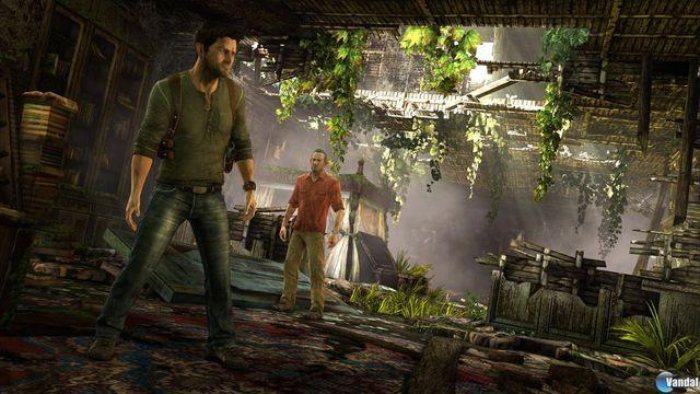 Uncharted 3: La traici�n de Drake