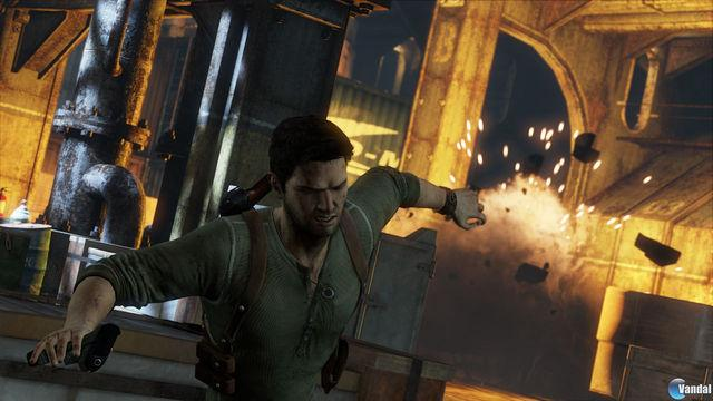 Uncharted 3: La traicin de Drake