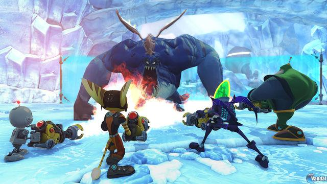 Ratchet and Clank: Todos para uno