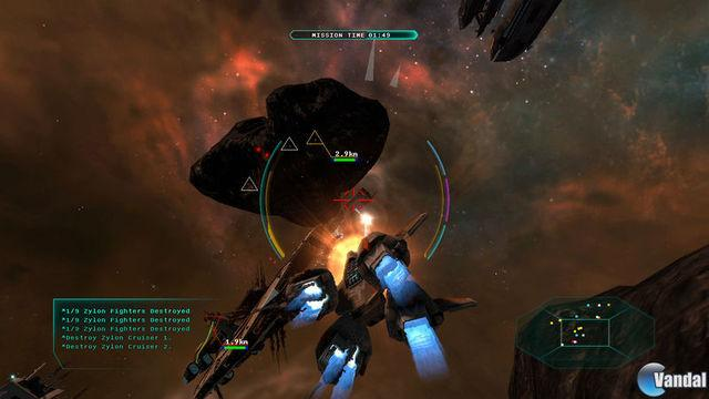 Star Raiders XBLA