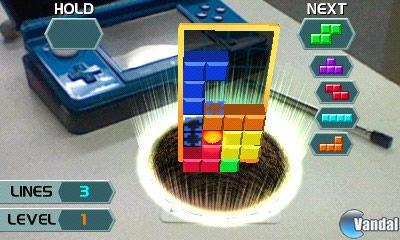 Tetris 3DS