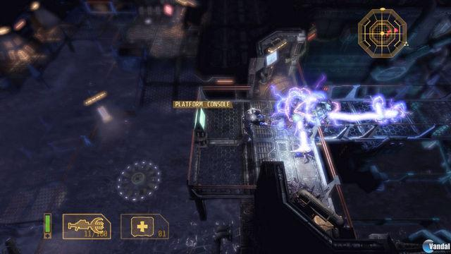 Alien Breed 3: Descent XBLA