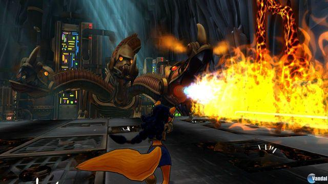 Sly Cooper: Ladrones en el tiempo