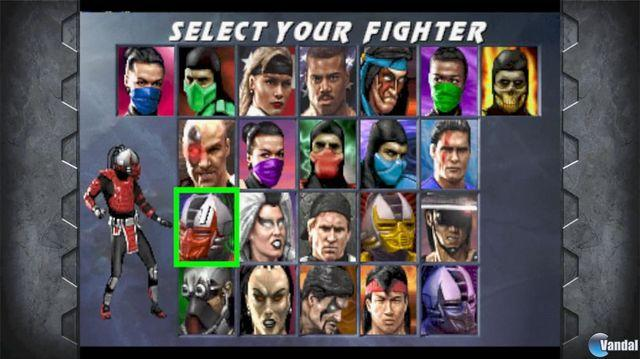 Mortal Kombat Arcade Kollection XBLA