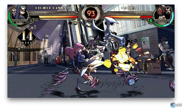 Skullgirls XBLA