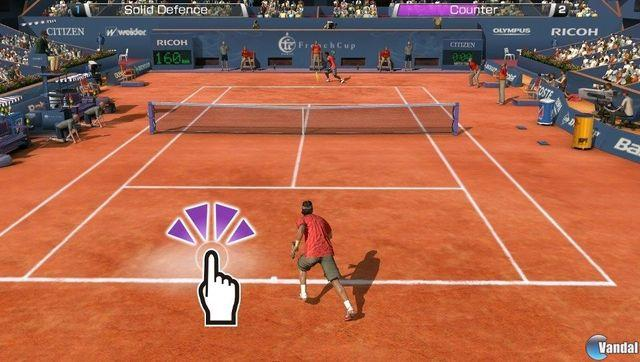 Virtua Tennis 4: Edici�n World Tour