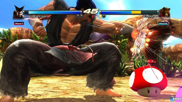Tekken Tag Tournament 2: Wii U Edition