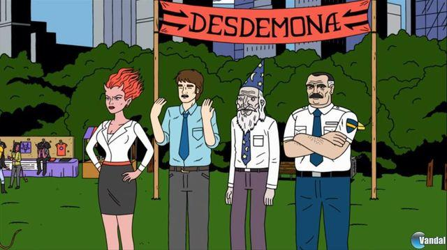 Ugly Americans: Apocalypsegeddon