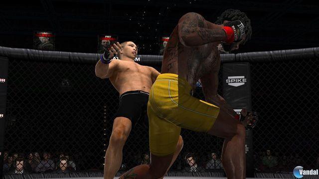 Análisis de Bellator: MMA Onslaught XBLA para Xbox 360
