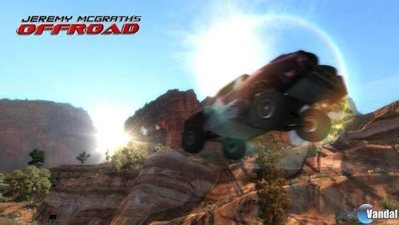 Jeremy McGrath�s Offroad XBLA