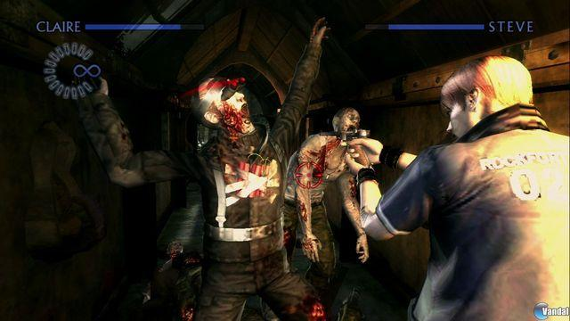 Resident Evil: Chronicles HD Collection PSN