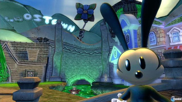 Epic Mickey 2: El retorno de dos hroes