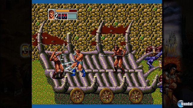 Sega Vintage Collection: Golden Axe XBLA