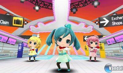 Hatsune Miku and Future Stars: Project Mirai