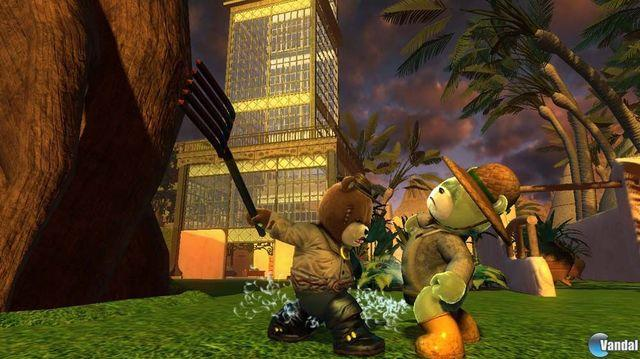 Naughty Bear: Panic in Paradise XBLA