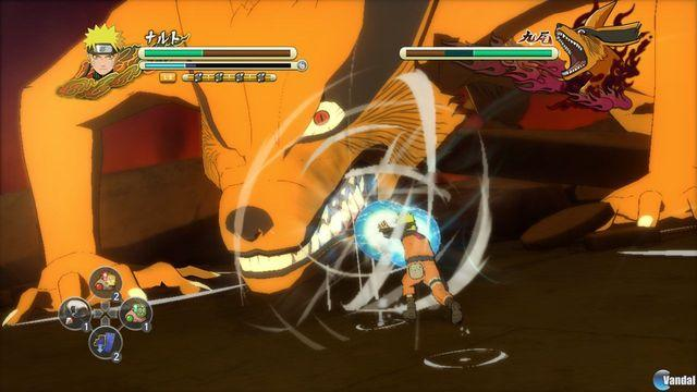 Análisis de Naruto Shippuden: Ultimate Ninja Storm 3 [Unico]