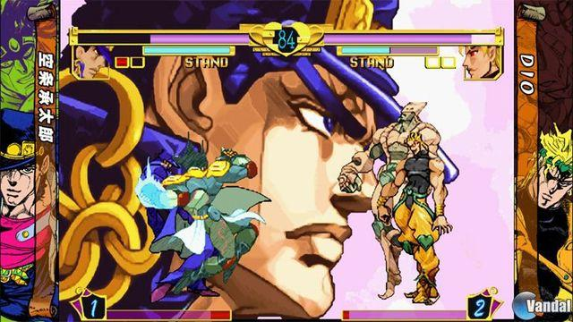 JoJo's Bizarre Adventure HD Edition PSN