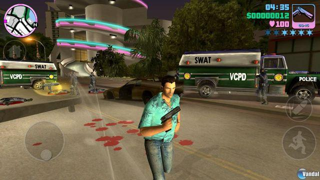 Apk y SD de Grand Theft Auto Vice City v1.03