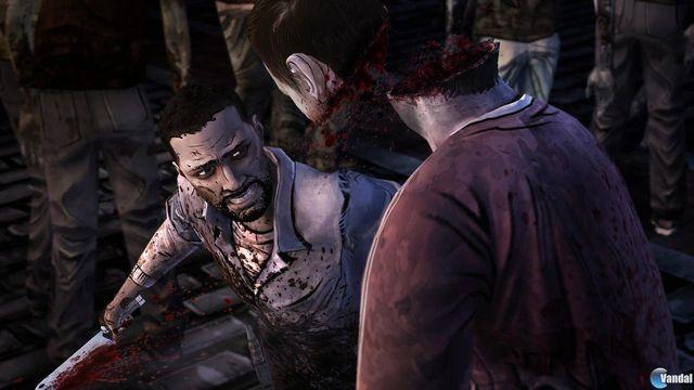 The Walking Dead: Episode 5 PSN