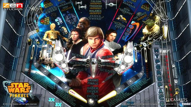 Pinball FX2: Star Wars