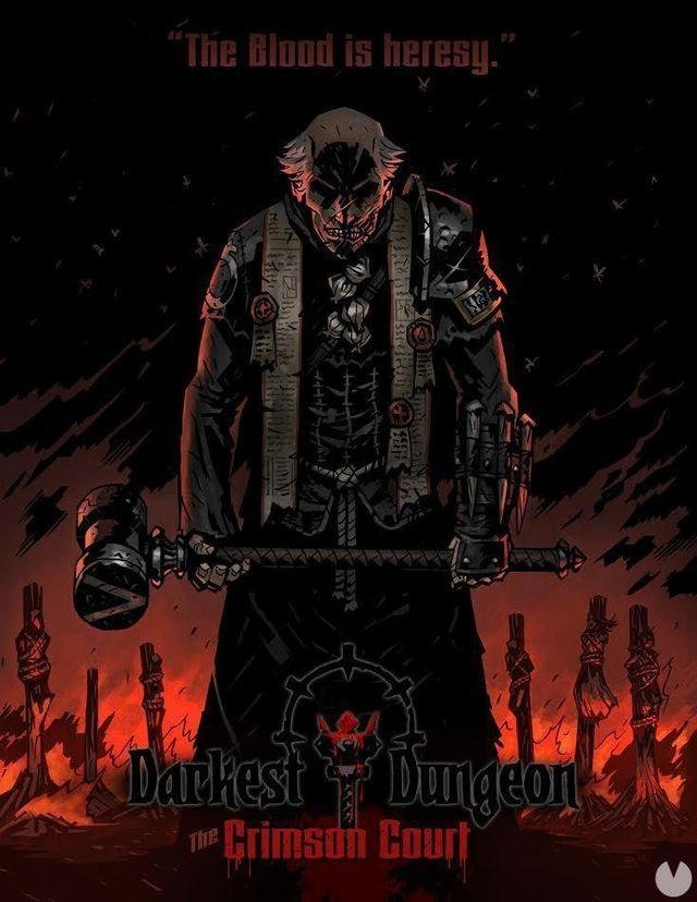 A vampire slayer that does not stop at nothing to be one of the new enemies of the Darkest Dungeon