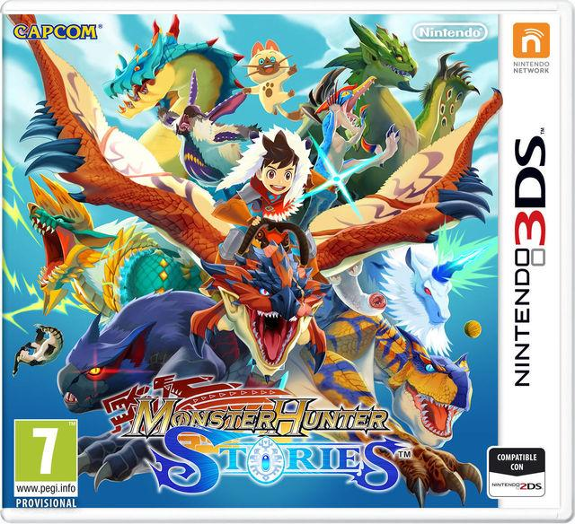 Monster Hunter Stories would be to get rid of amiibos in Europe