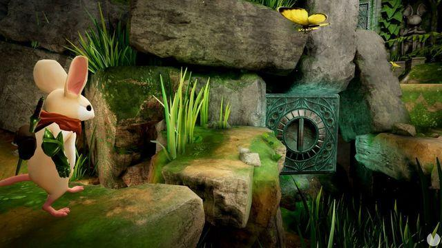 exclusive title Moss will arrive in February of 2018 at PlayStation VR
