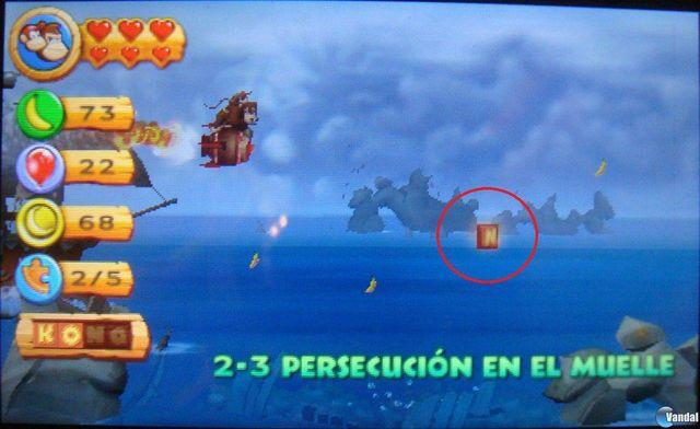 [Guía Completa] Donkey Kong Country Returns 3D 201361917190_5