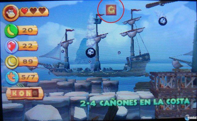 [Guía Completa] Donkey Kong Country Returns 3D 2013619172349_10