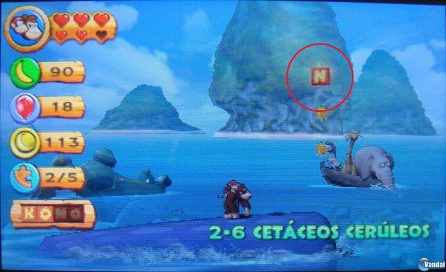 [Guía Completa] Donkey Kong Country Returns 3D 2013619173039_6