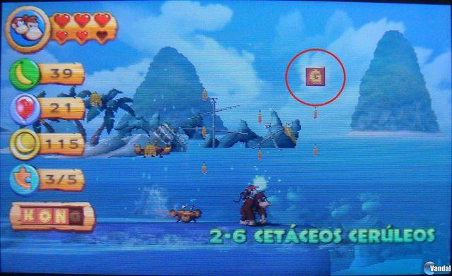 [Guía Completa] Donkey Kong Country Returns 3D 2013619173039_9