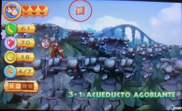 [Guía Completa] Donkey Kong Country Returns 3D 2013619182210_8