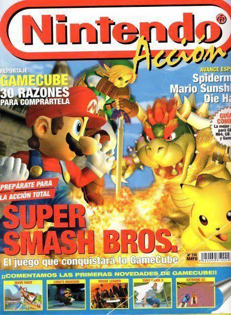 Historia de las revistas de juegos en España