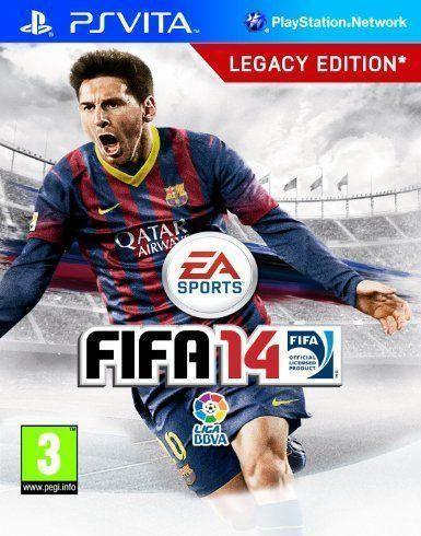 FIFA 14 solo actualiza los equipos en 3DS, PSP, PSVITA, PS2