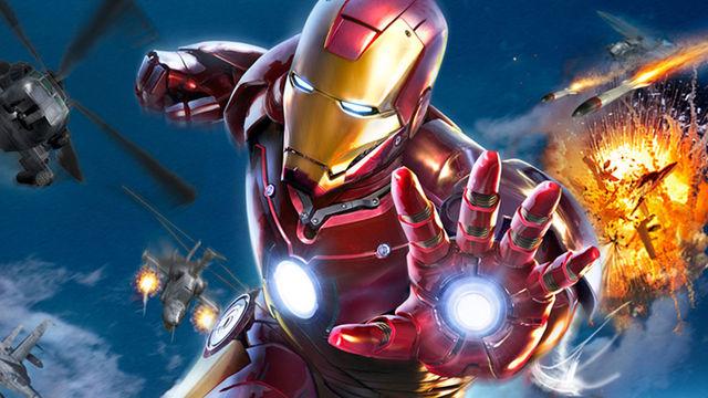 Crean un 'mod' de Iron Man para Grand Theft Auto IV