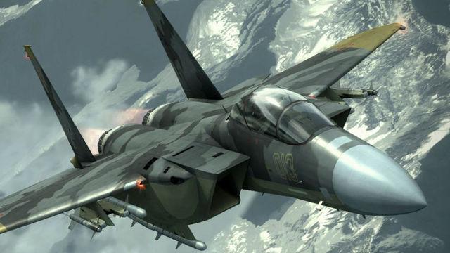 Ace Combat prepara el asalto a Nintendo 3DS