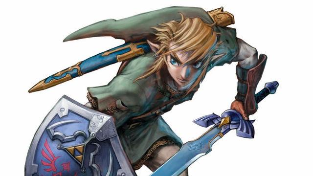 Realizan un corto protagonizado por Link y Link Oscuro