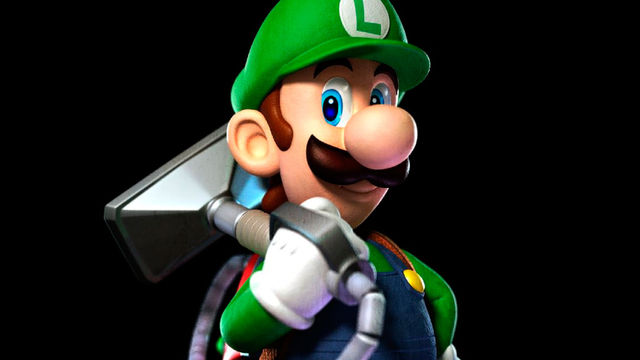 Luigi's Mansion 2 desembarca hoy en 3DS