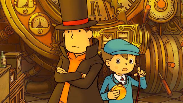 Professor Layton vs. Ace Attorney tendrá un contenido descargable tras su lanzamiento