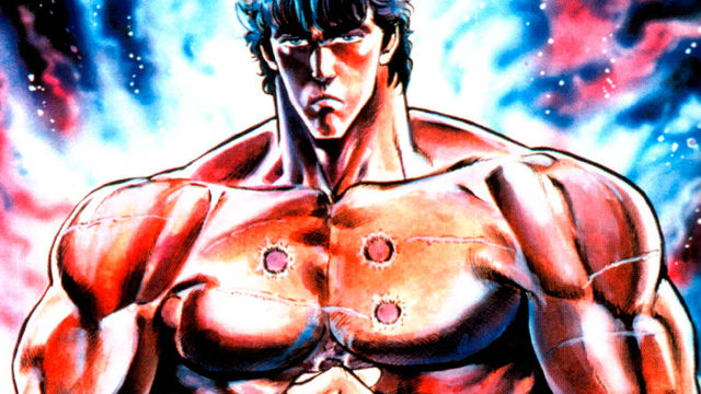 Rei muestra su poder en Fist of the North Star: Ken's Rage 2